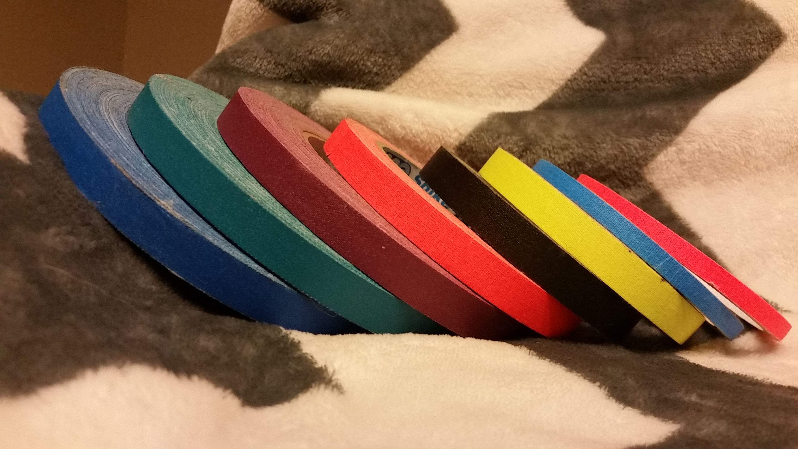 Colored Gaffer Hoop Tape