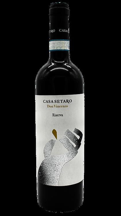 """Don Vincenzo"" Riserva 2014 - Casa Setaro"