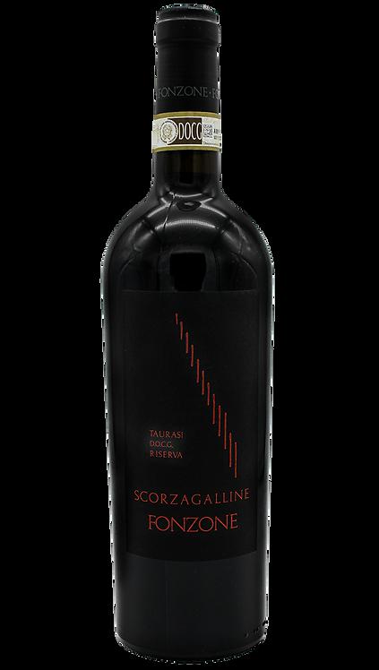 """Scorzagalline"" Taurasi Riserva 2012 - Fonzone"