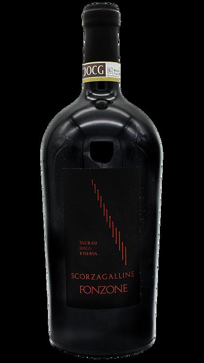 """""""Scorzagalline"""" Taurasi Riserva 2012 (MAGNUM) - Fonzone"""