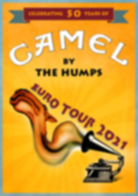 The Humps Euro Tour 2021