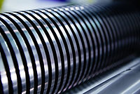 Steinerfilm metallized PET film rolls slitted
