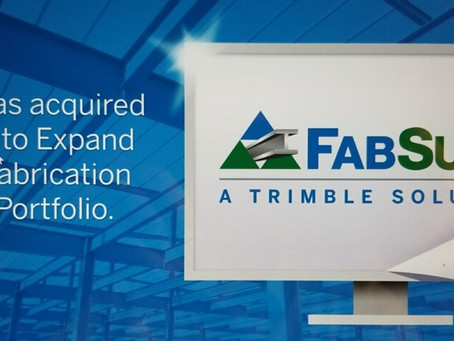 Trimble Acquires Fabsuite