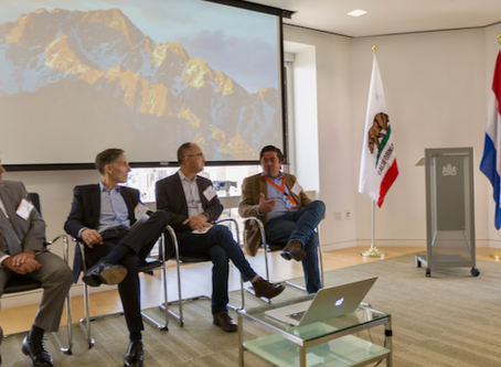 Bringing the Circular Economy to California: Dutch trade mission & Sage Partners share perspectives