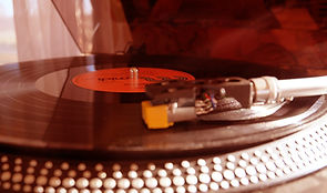 Vinyl platen