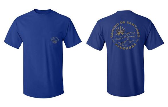 Camino Fundraiser Tshirt