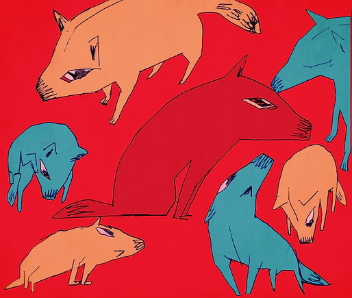 Bunch of doggers