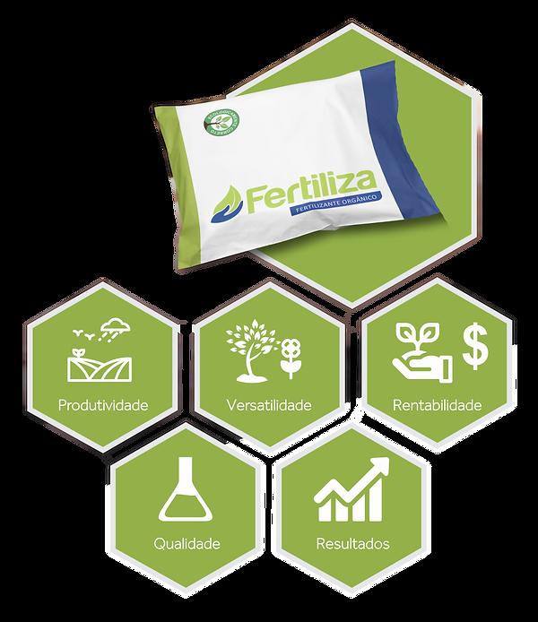 Adubos fertiliza, fertilizante 100% orgânico minas gerais