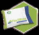 Embalagem defertilizante orgânico, Fertiliza