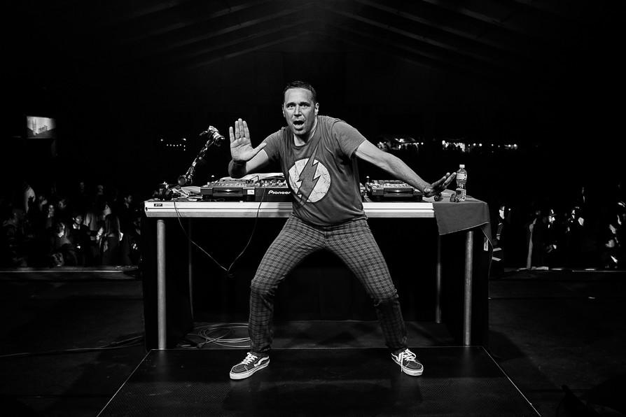 DJ Zebra