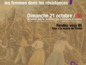 Les femmes en résistance