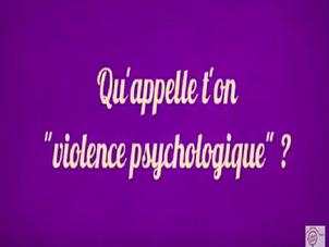 Pascale Benoit, psychologue, nous explique comment repérer les violences dans le couple et réagir