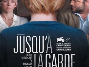 """Projection du film """"Jusqu'à la garde"""" mercredi 7 novembre 2018 à 19h"""
