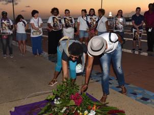 Retour en photos sur notre hommage à Marielle Franco, militante brésilienne assassinée
