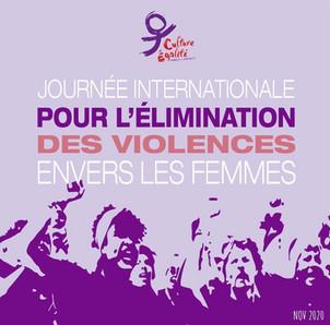 Campagne pour l'élimination des violences faites aux femmes