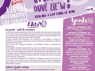 Fanm Ouvé Zié'w MAG # 12