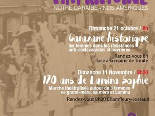 "Reportage ""Caravane historique"""