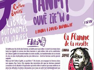 Fanm Ouvé Zié'w MAG # 14