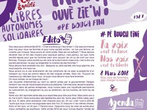 Fanm Ouvé Zié'w MAG # 10