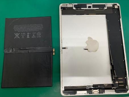 iPad Pro 9.7インチ バッテリー交換修理