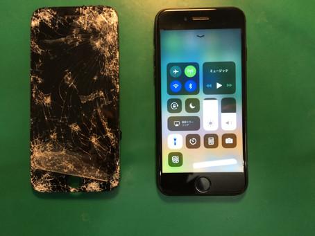 iPhone7 液晶パネル交換修理