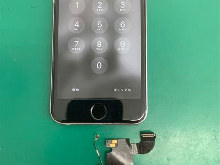 iPhone6s ドックコネクター交換修理