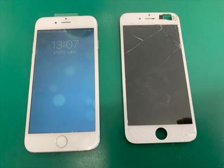 iPhone6 液晶交換修理