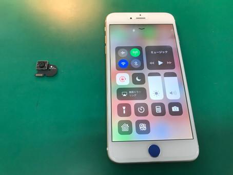 iPhone6 Plus バックカメラ