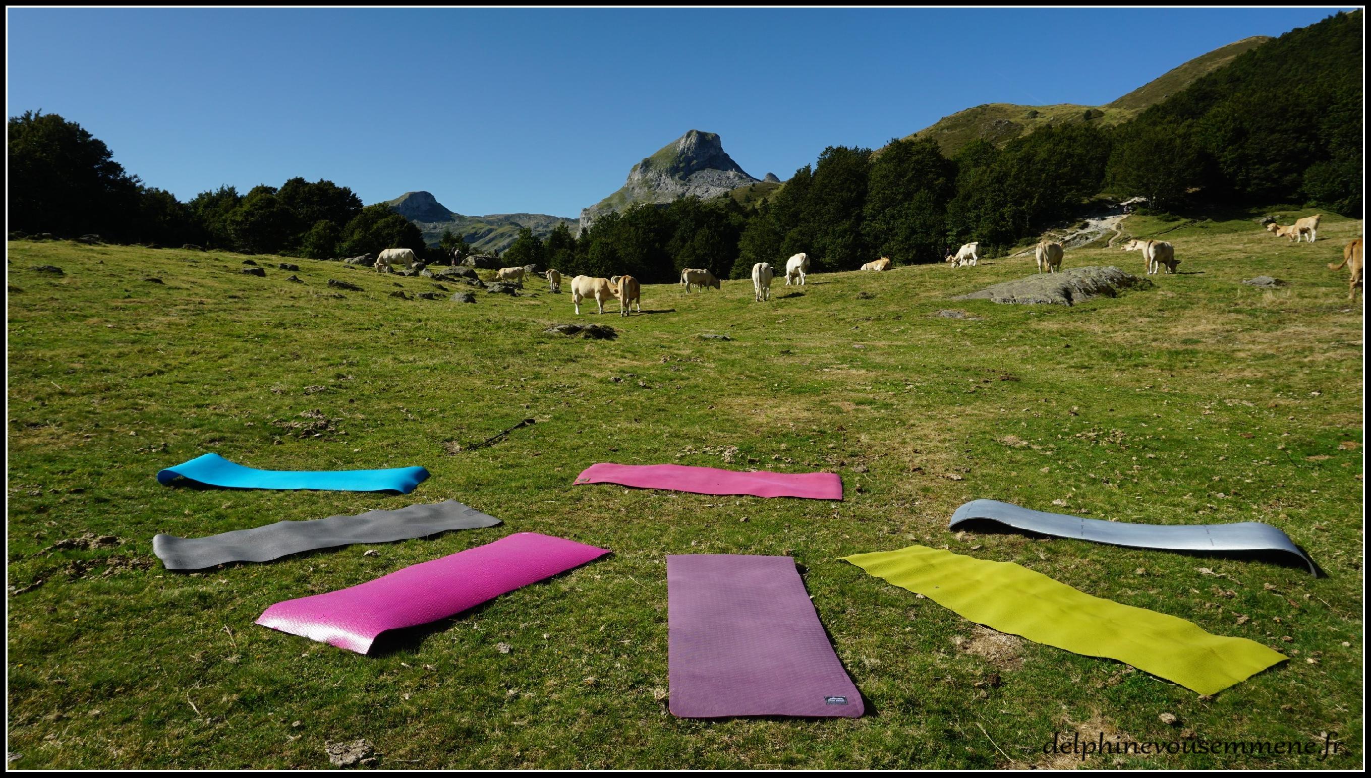 Rando Yoga Bivouac 09/2019