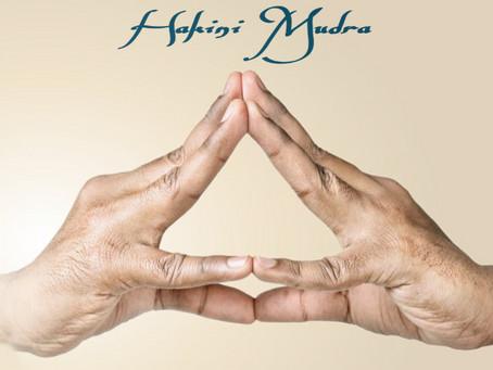 Hakini Mudra ou la logique au bout des doigts