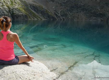 Le Yoga est l'union du cœur, du corps et de l'esprit