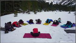 Week-end Yoga Gaube