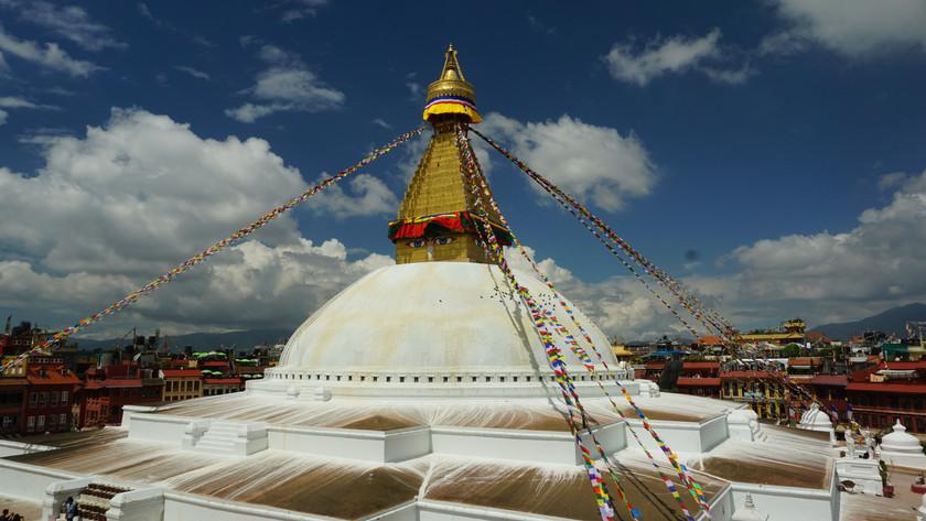 Stupa de Boudhanath