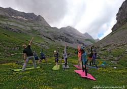 Yoga rando Gavarnie