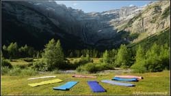 Yoga Cirque de Gavarnie
