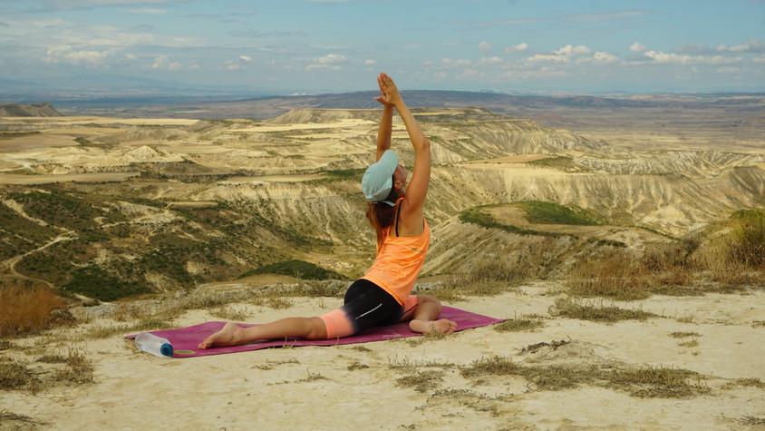 Yoga au coeur d