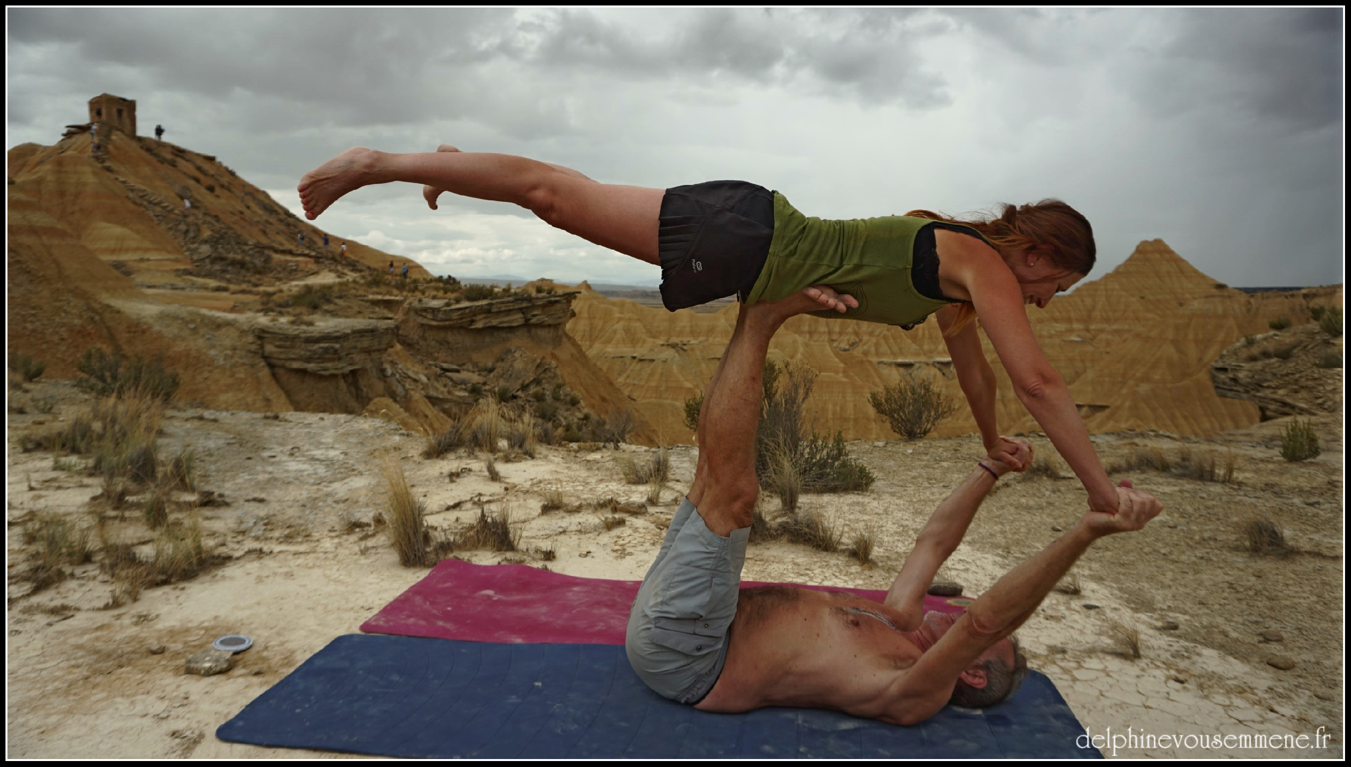 Rando Yoga Bardenas