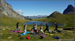 Rando Yoga Bivouac