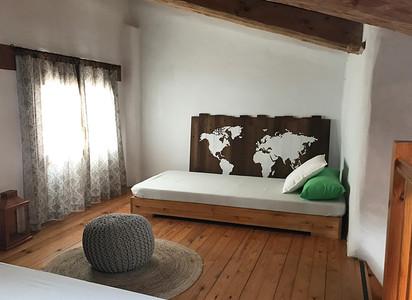 Casa rural en las Bardenas reales_Landaz