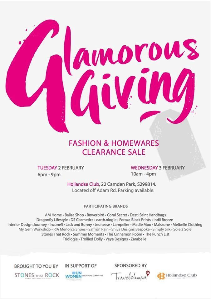 Glamorous Giving Feb 2016