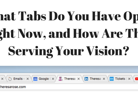 The Truth Contained in the Browser Tab