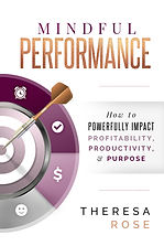 Theresa Rose - Mindful Productivity Book