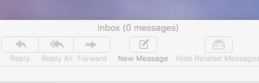 Your Peace and Productivity 1, Your Email Inbox 0