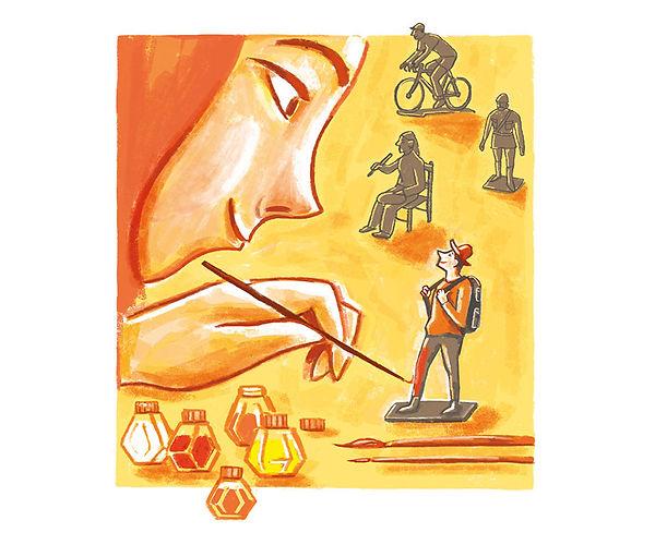 illustrateur Angers