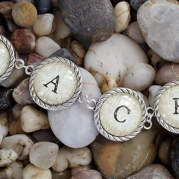 Beach Link Bracelet - $40.00