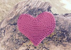 Yarnbomb Heart