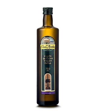 Aceite de Oliva Virgen Extra. Variedad Picual