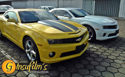 Fotos Camaro Amarelo e Camaro Branco