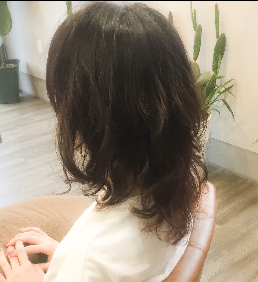 カット・縮毛矯正・デジタルパーマ