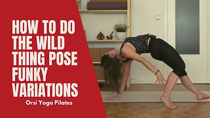 How to do the Wild Thing | Funky Variations